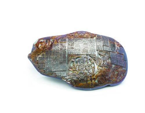 《东方信仰——中国玉雕艺术家作品展》在省会郑州开幕,来自全国40余