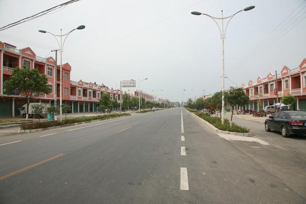 和谐街打造成为商业步行街